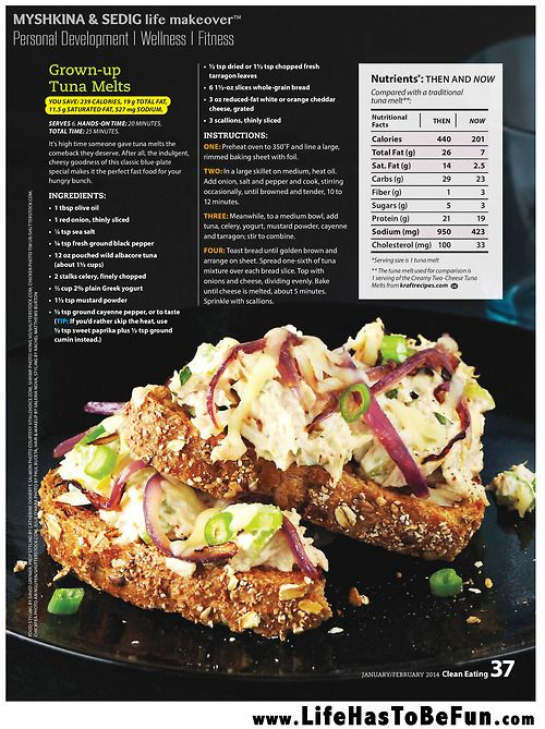 #cleaneating #recipies #healthy #tunamelt #tuna #sandwich