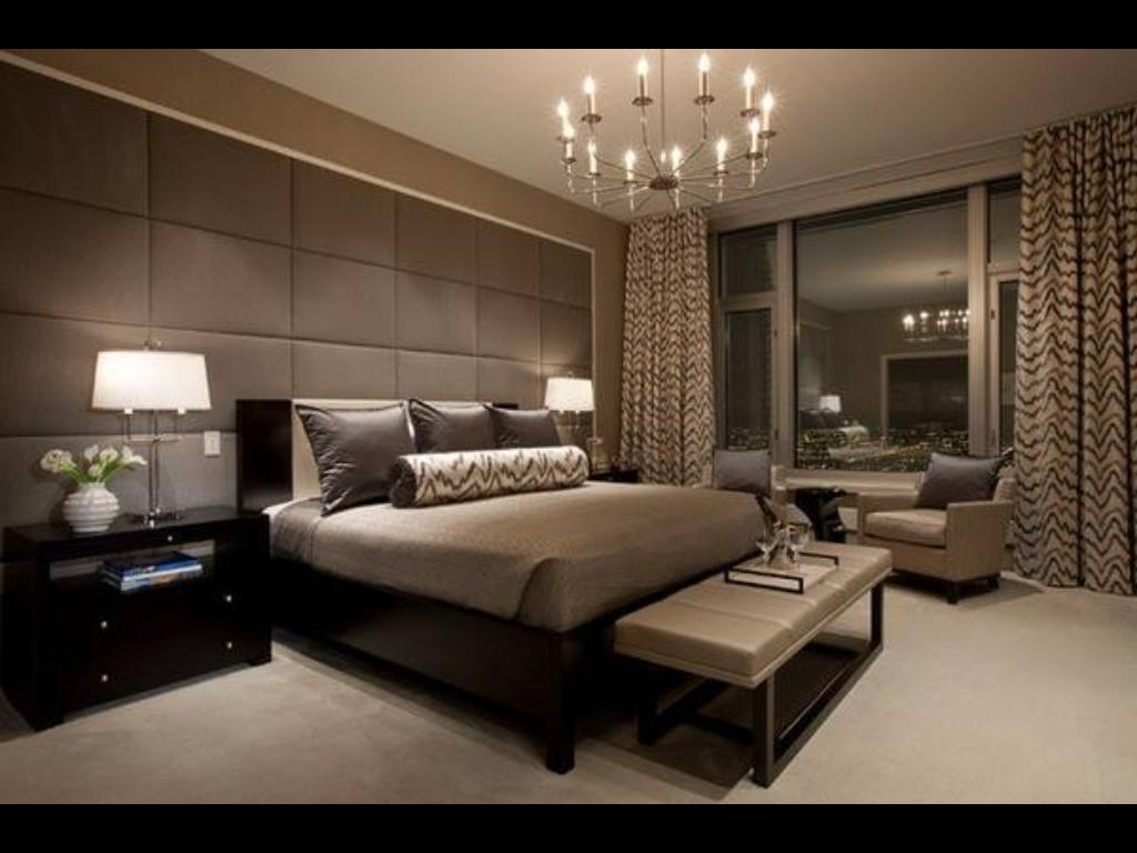 modern luxurious master bedroom. Modern Master Bedroom Suite : Lighting Window Treatments Bench Headboard Masculine By Luxurious M