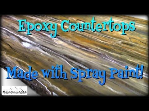 Learn Step By Step How To Make Amazing Epoxy Countertops With