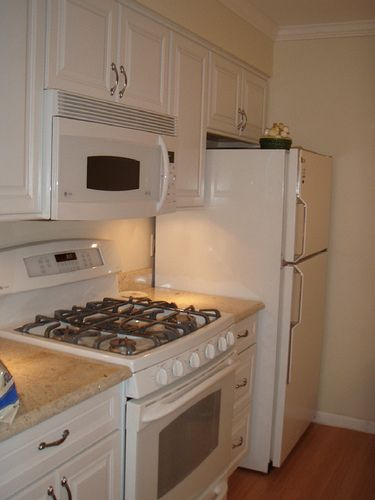 Pin de Adreinne Calloway en microwaves above stove | Pinterest