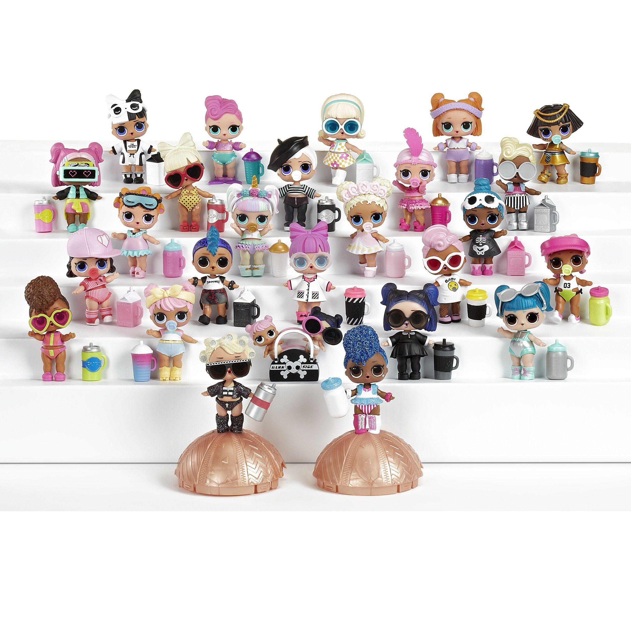 L O L Surprise Series 3 Confetti Pop Walmart Com Lol Dolls