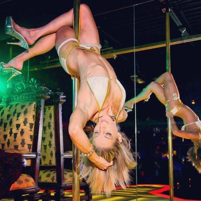 Stripper in chicago