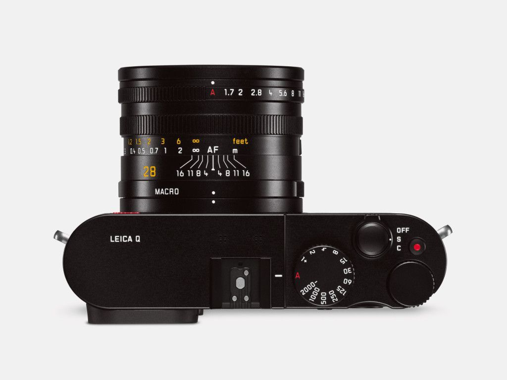 Leica Releases a Full-Frame Compact Camera (For Zillionaires ...