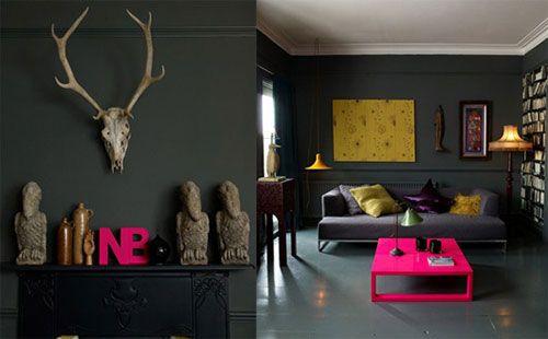 Kleur Mijn Interieur : Kleur mijn interieur home geel interieur neon