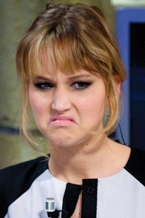 Jennifer Lawrence Frowning Facial Expressions Frowny Face Face Facial