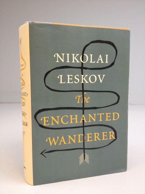 The Enchanted Wanderer. Design by Peter Mendelsund