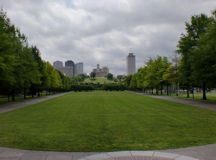 11) Bicentennial Park