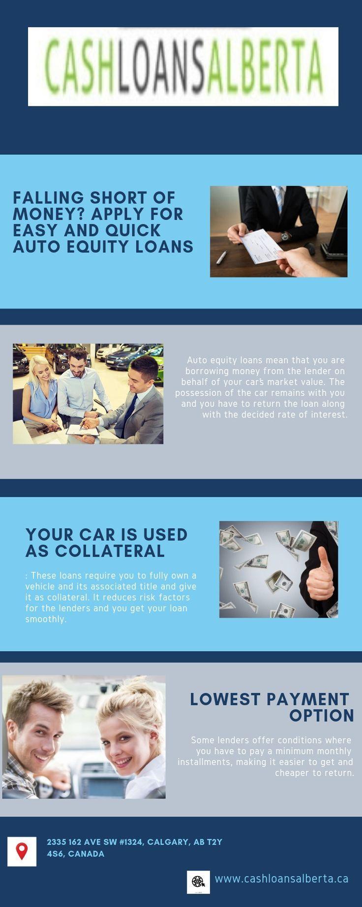 Auto Equity Loans Car loans, Loan company, Credit check