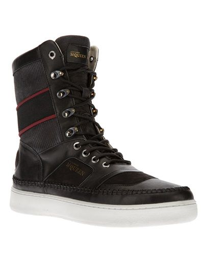 PUMA BLACK LABEL BY ALEXANDER MCQUEEN 'Joust' Sneaker Boot