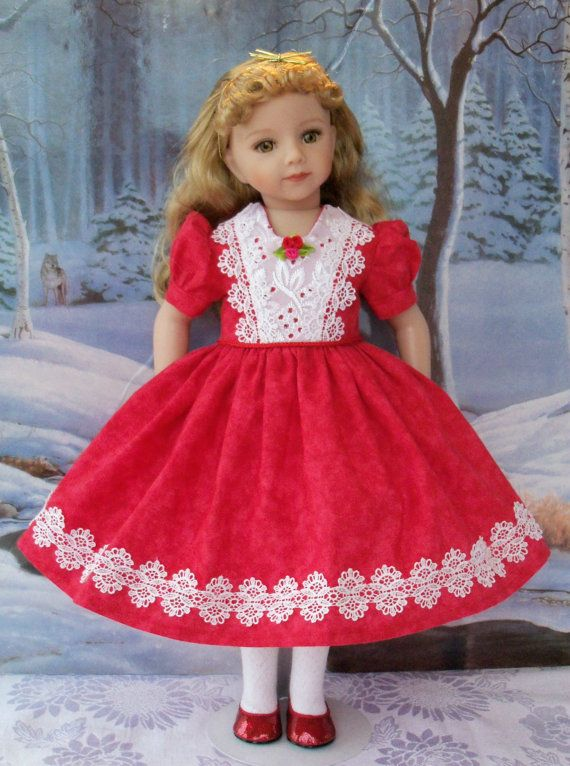 Special order for Judi- her Selection of 4 Printed Patterns | Dolls ...
