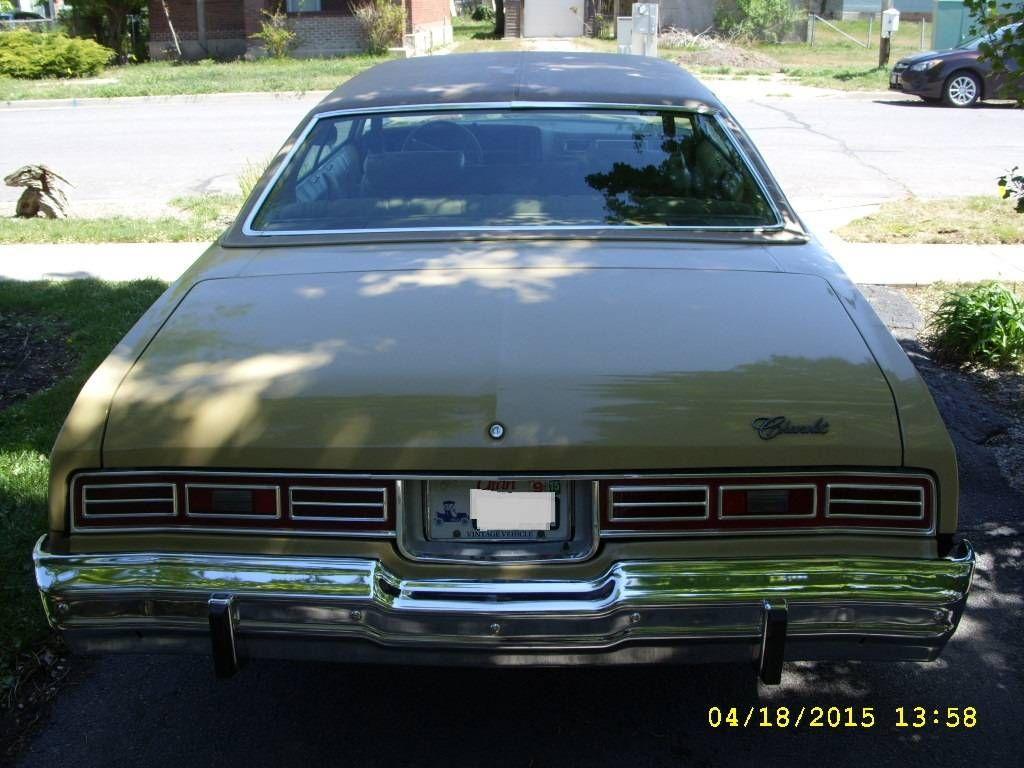 1975 chevrolet impala sport sedan