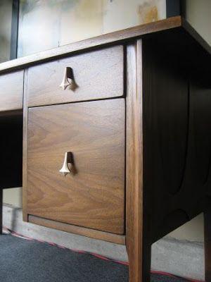Broyhill Brasilia Desk On Austin Craigslist Mid Century