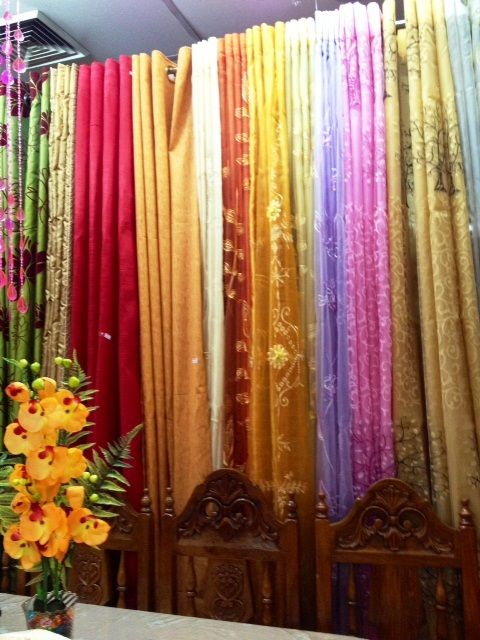 Color Up Your Bedroom With Bohemian Style Curtains