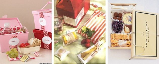 Boxed Lunch Ideas Lunch Box Party Food Boxes Wedding Lunch