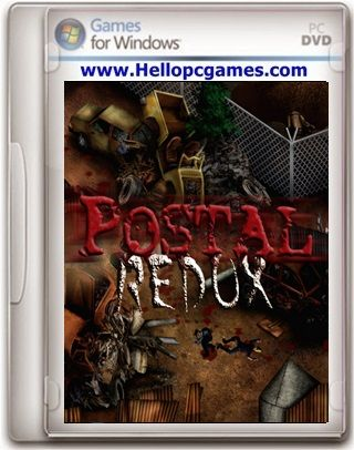 Postal Redux PC Game File Size: 700 MB System Requirements: CPU: 2.0 GHz dual core processor OS: Windows Vista, 7, 8 and 10 Memory: 4 MB RAM Graphics: 512 MB DirectX: 10 Sound Card: Yes Download Eragon Game Related Post Legend of Kyrandia 3 Malcolms Revenge Game Legacy Of Kain Soul Reaver 2 Game The …