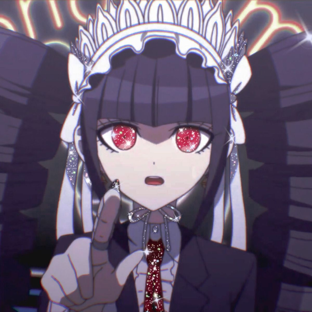 Celestia Ludenberg In 2020 Aesthetic Anime Danganronpa Anime