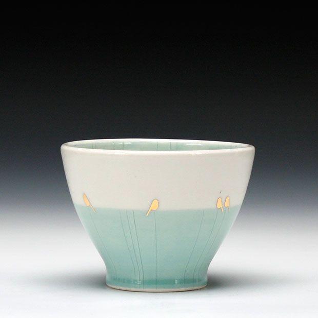 Schaller Gallery : Artist : Melissa Mencini : Small Bowl