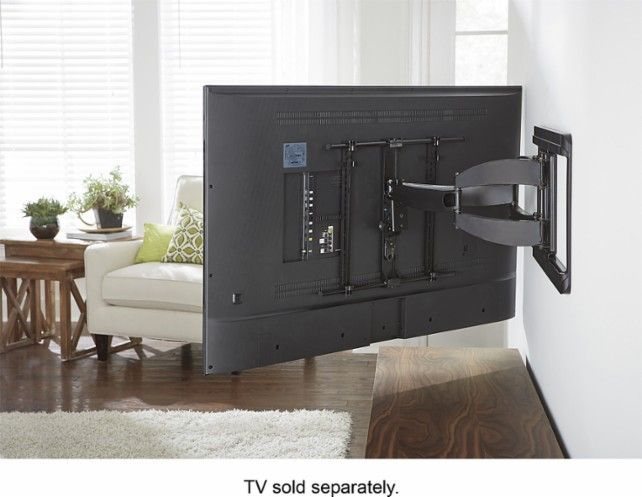 Sanus Premium Series Full Motion Tv Wall Mount For Most 42 90