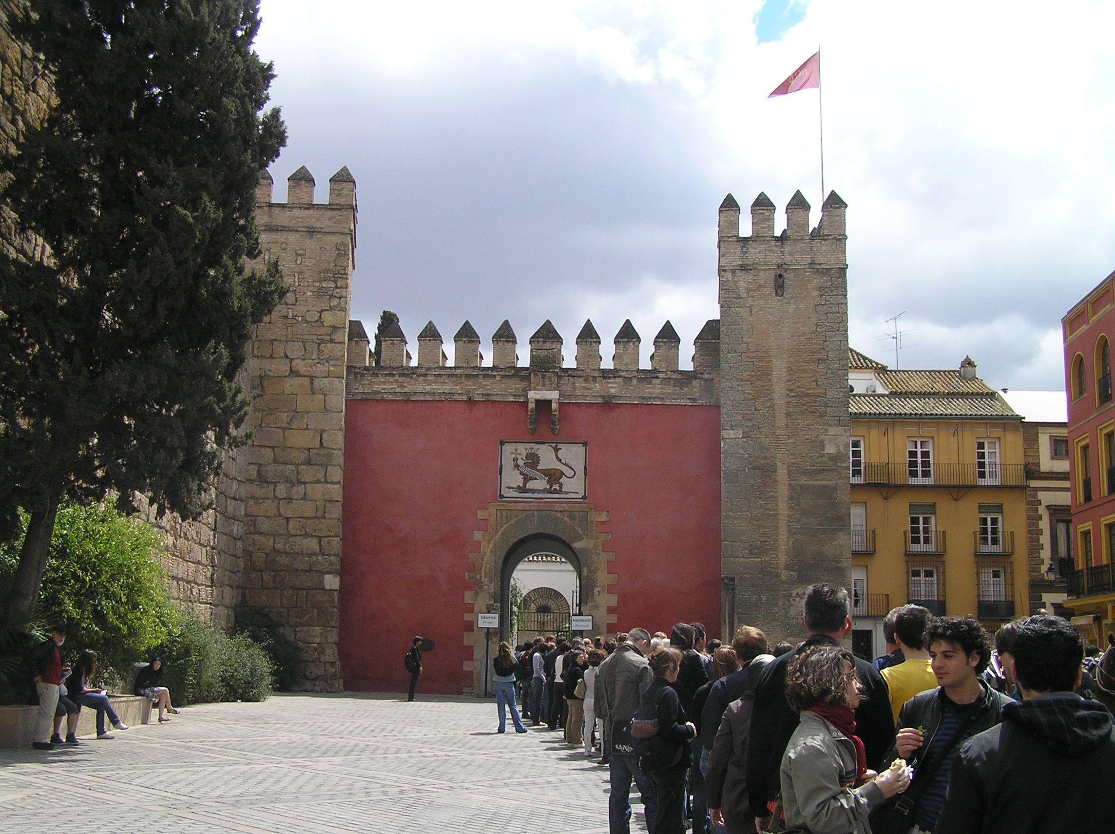 Alcázares de Sevilla에 대한 이미지 검색결과