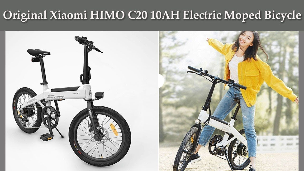 E Bike Original Xiaomi Himo C20 10ah Electric Moped Bicycle 25km