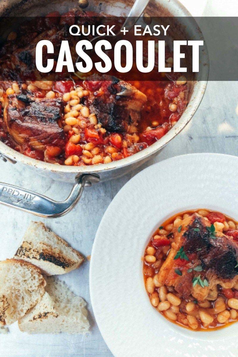 Home Decor Cassoulet recipes, Pork cassoulet recipe