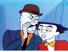 Dick tracy characters tv series
