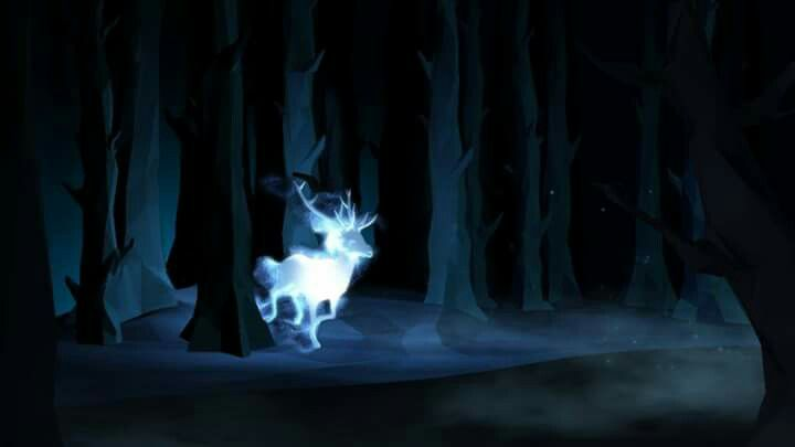 In case you missed it, you can now discover your Patronus on Pottermore (and find out what J.K. Rowling's Patronus is, too)