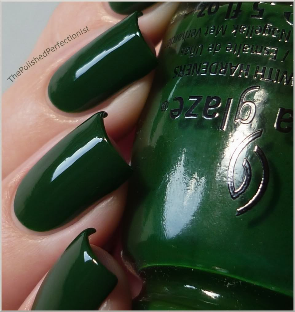 China glaze holly day nailpolish i own a far from complete china glaze holly day nvjuhfo Gallery