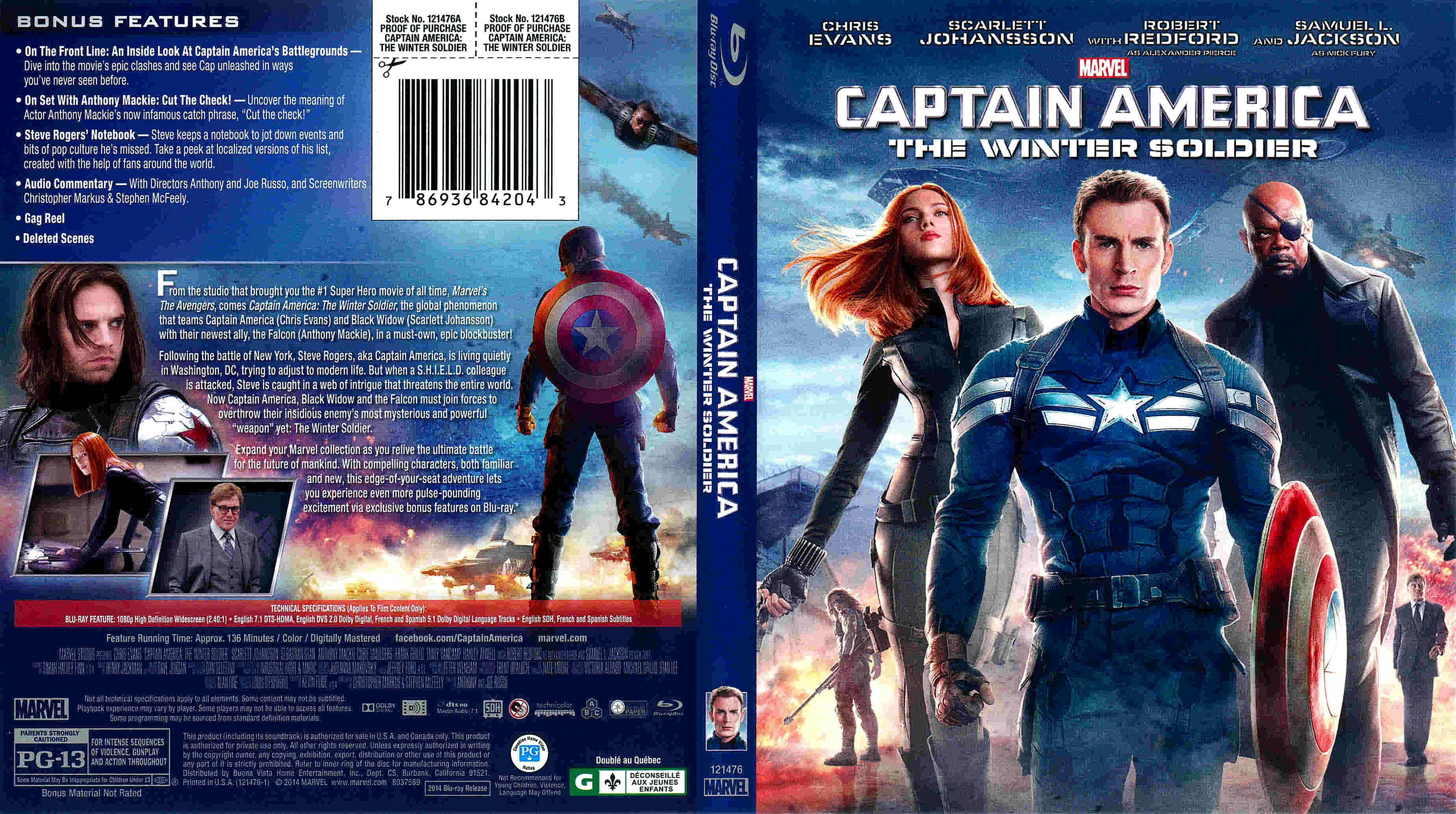 Blu-ray cover : Captain America | GD2_Mov(i)e | Pinterest