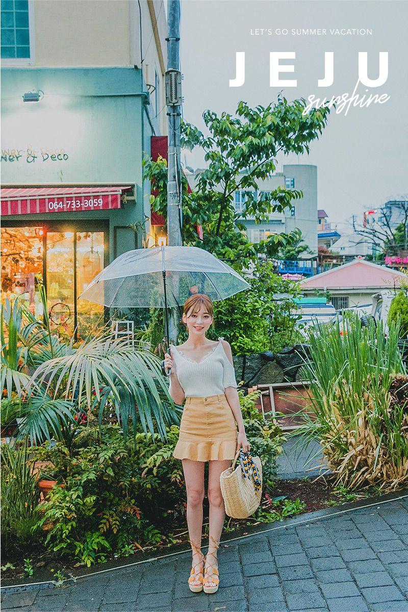 chuu_츄 - 츄(chuu) | 네가 있잖아 skirt | NEW