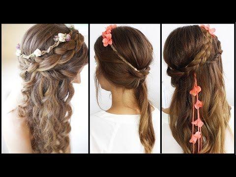 Haarband Frisur Hochzeit Abiball Festliche Anlasse Frisuren
