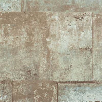 Walls Republic R14 Henge Faux Metal Wallpaper