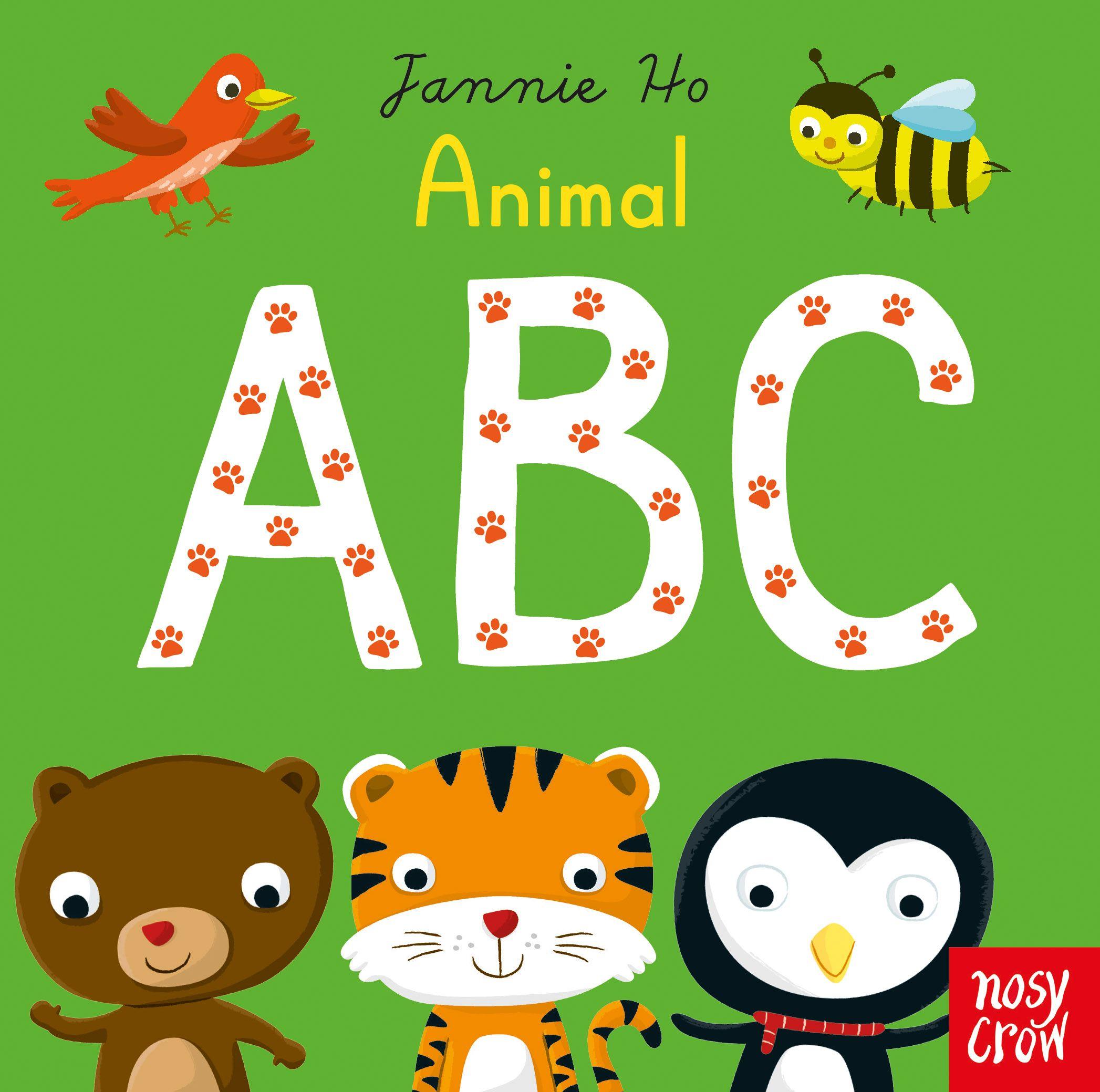Animal ABC Nosy Crow Magazines for kids, Board books, Abc