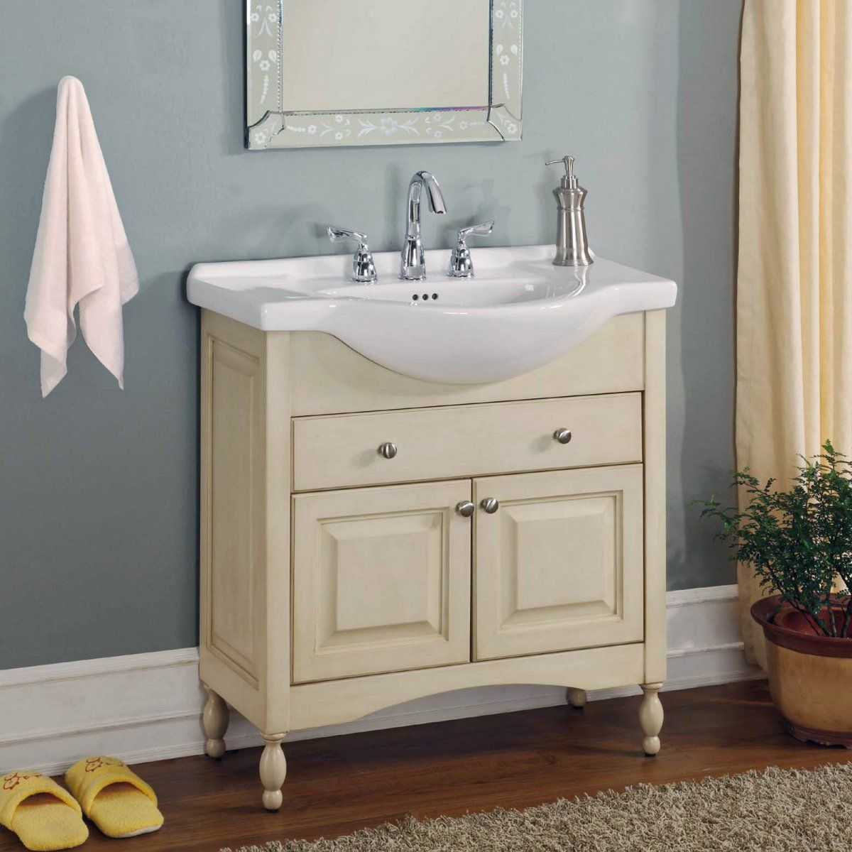 Empire Industries Windsor Single Bathroom Vanity 34w Inches