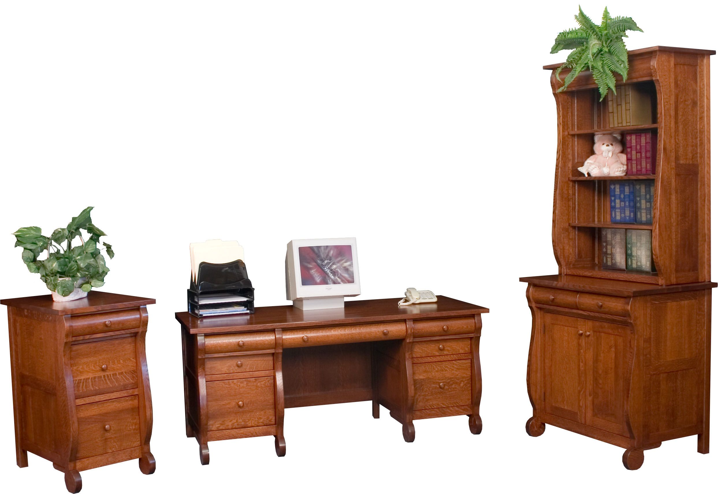 We Offer Amish Made Office Furniture In Mission, Traditional, And Shaker  Styles. For More Handcrafted Office Furniture See Us At Yoder Kansas And  Hutchinson ...