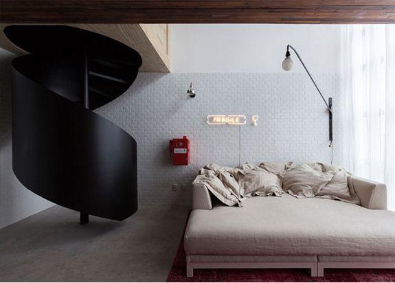 Bungalow5 Sao Paulo Apartment by Alan Chu Architect 001