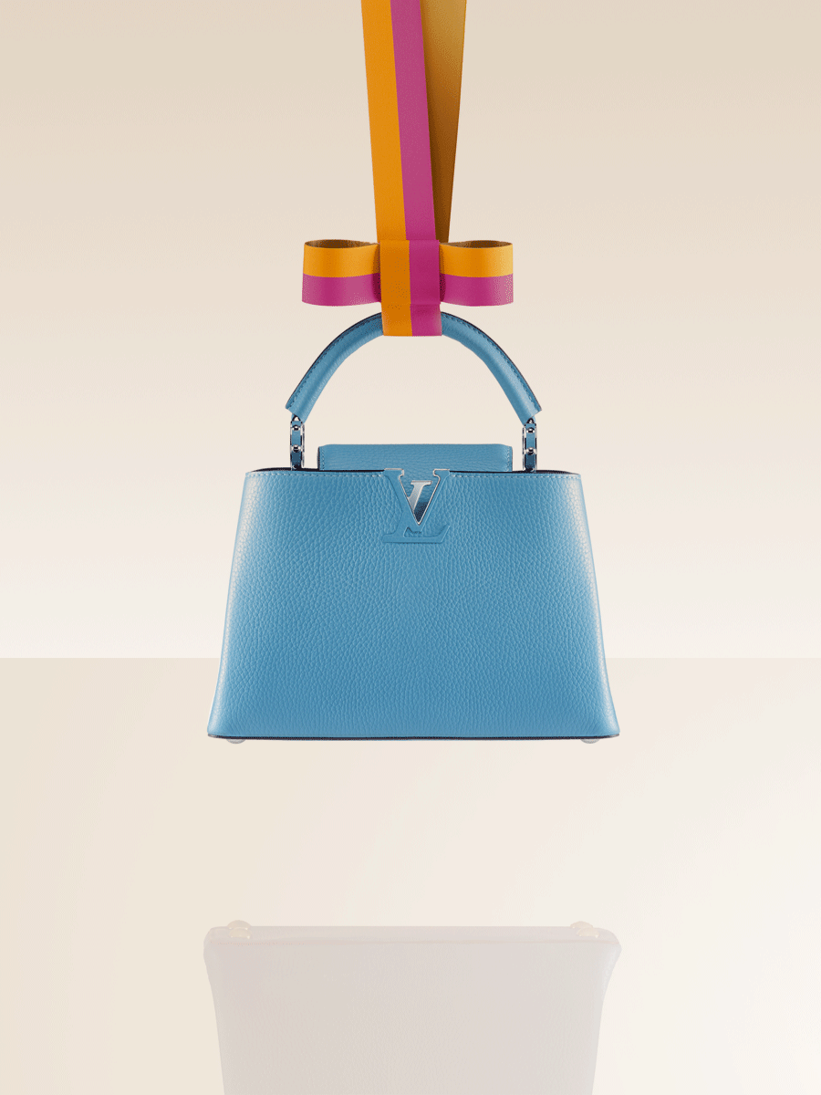 Add the Louis Vuitton Capucines BB to your holiday wishlist.   Bags ... ff54b0abd00