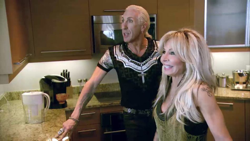 how dee snider and his wife keep their marriage rocking. Black Bedroom Furniture Sets. Home Design Ideas
