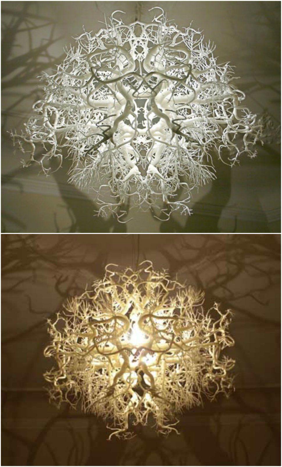 lamparas caseras