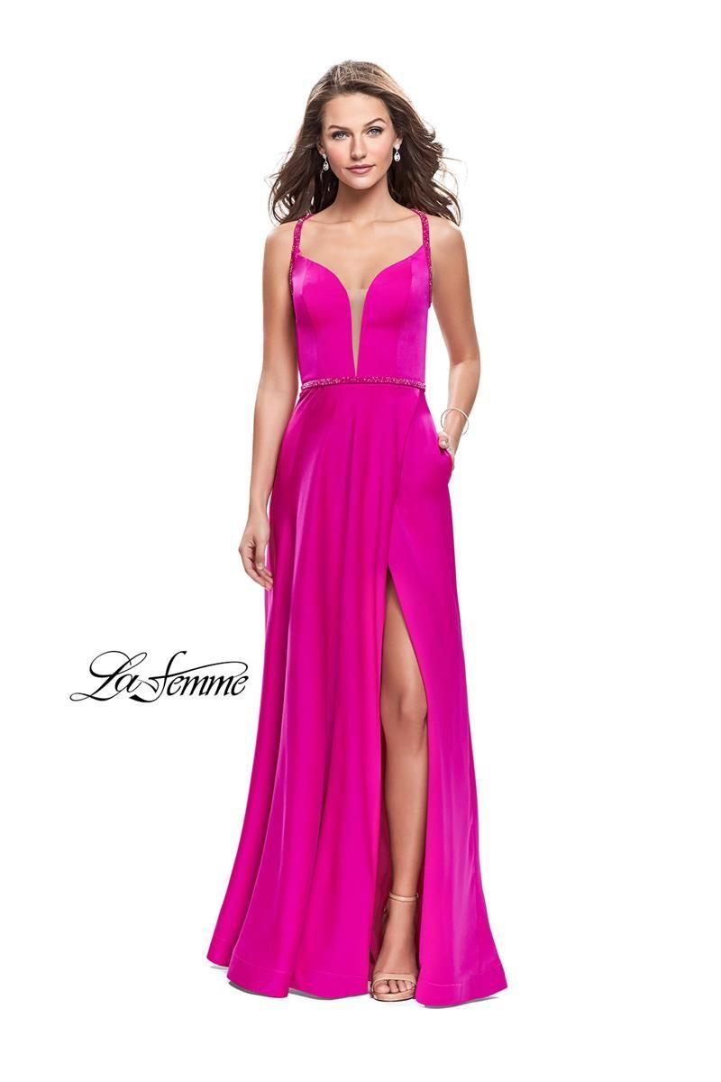 La Femme 26329 - Formal Approach Prom Dress | La Femme Dresses ...