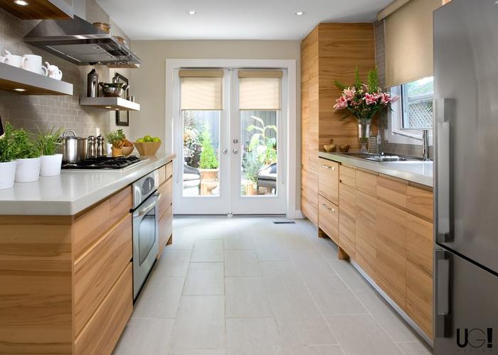Cocinas Rectangulares | Cocina Frente Cocinas Pinterest Cocinas Buscar Con Google Y