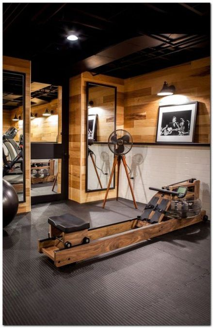 Fitness room ideas studio apartments 69+ Ideas #fitness