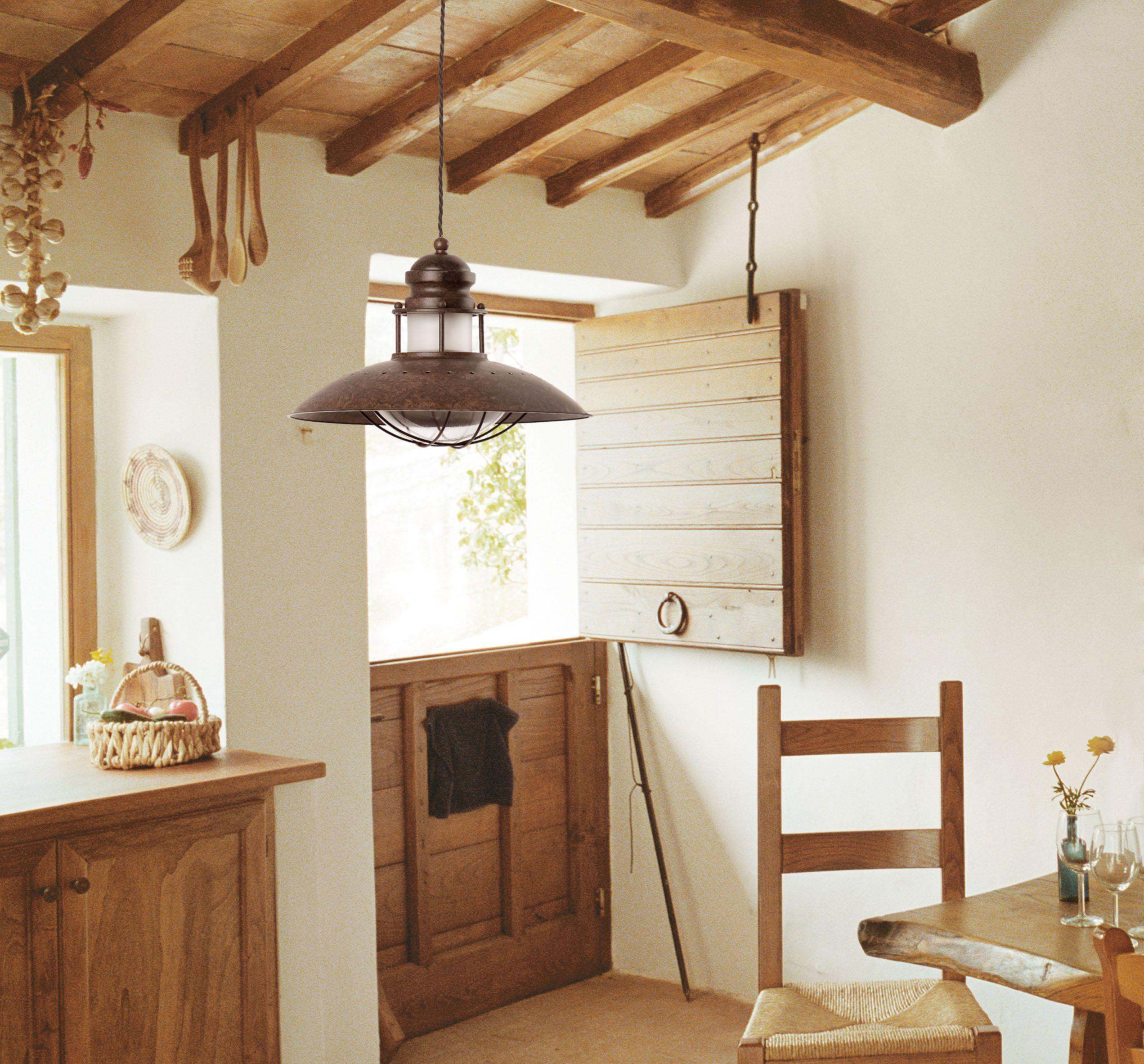 Interiores r scticos con encanto winch outdoor lighting - Interiores con encanto ...