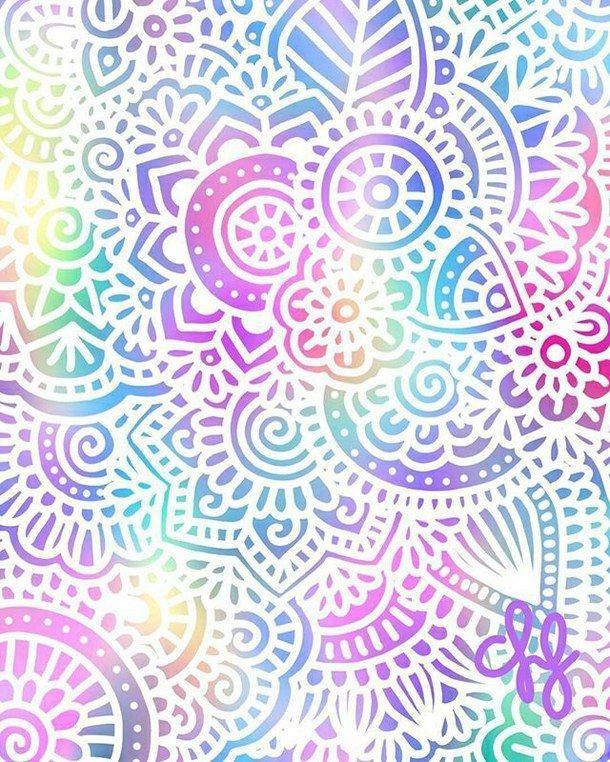 Résultat De Recherche Dimages Pour Mandala Fleur Couleur Pro