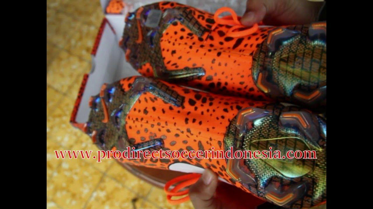 Sepatu Bola Nike Superfly Vi Elite Kim Jones Fg Total Orange White