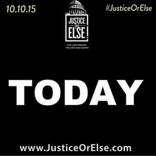 #justiceOrElse #Farrakhan #blacklove #Dc JusticeOrElse