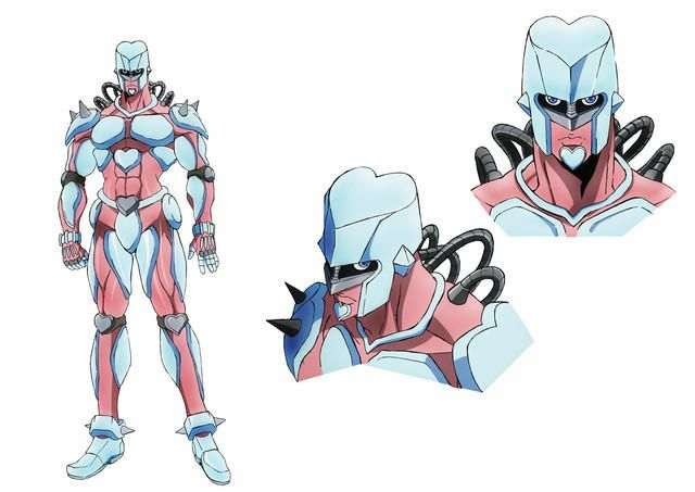 Crazy Diamond Concept Art Jojo S Bizarre Adventure Jojo Bizarre Jojo S Bizarre Adventure Jojo Stands Crazy diamond (クレイジー・ダイヤモンド kureijī daiyamondo) is the stand of josuke higashikata, featured in diamond is unbreakable. jojo s bizarre adventure jojo stands