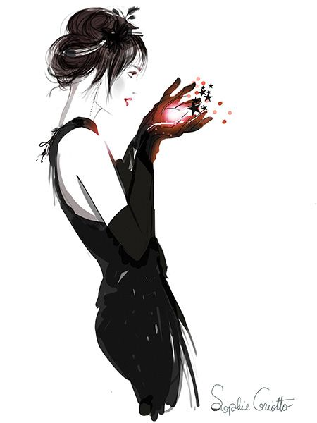Sophie Griotto, illustrator, represented by Caroline Maréchal. Copyright Sophie…
