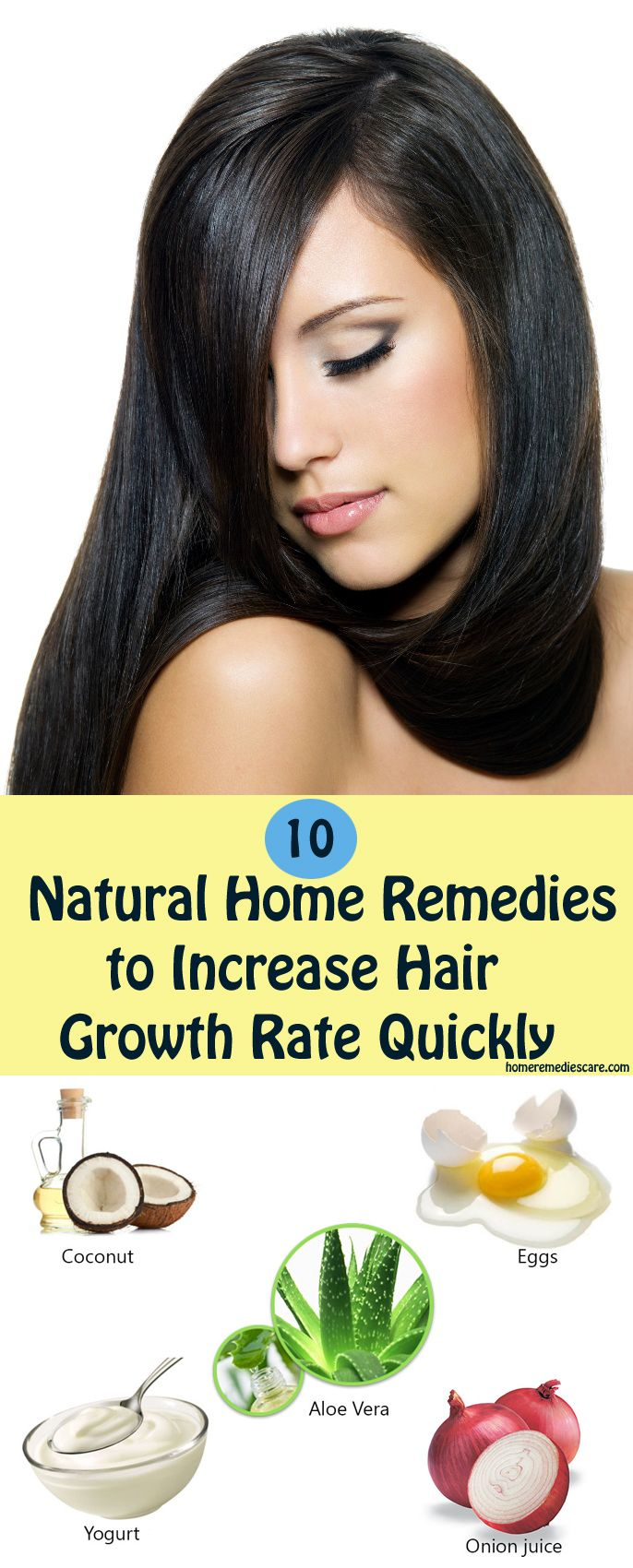 best home remedies for faster hair growth and herbal hair care
