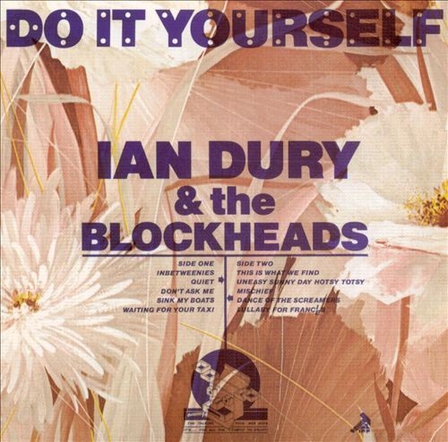 Ian dury the blockheads do it yourself stiff may 1979 do it yourself ian dury the blockheads ian dury solutioingenieria Images